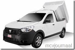 Dacia Dokker Pick-Up II 04