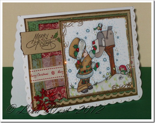 Letter to Santa Christmas Card (3)