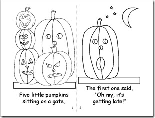 five little pumpkins1