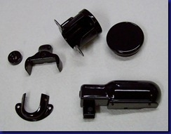 powder coated parts - 1