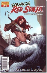 P00003 - Savage Red Sonja #3