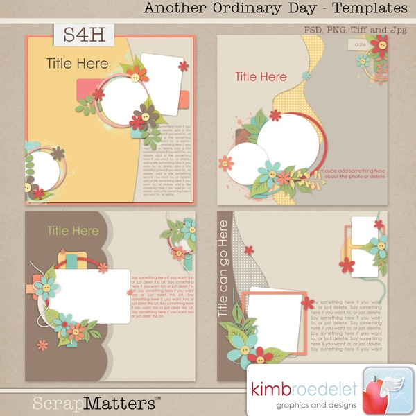 kb-ordinaryday-templates