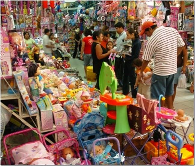 Comercio en Bolivia