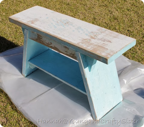 Bench upcycle
