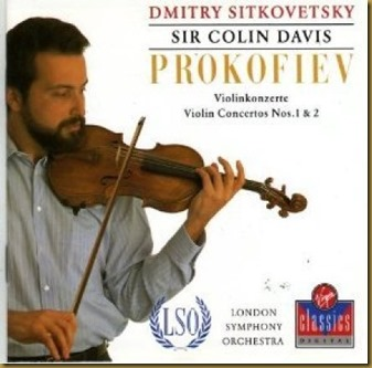 Prokofiev concierto violin 1 Sitkovetsky Davis