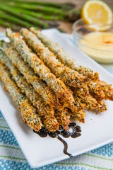 Crispy Baked Asparagus Fries 500 9142