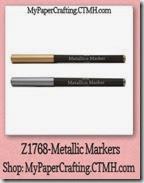 metallic markers-200