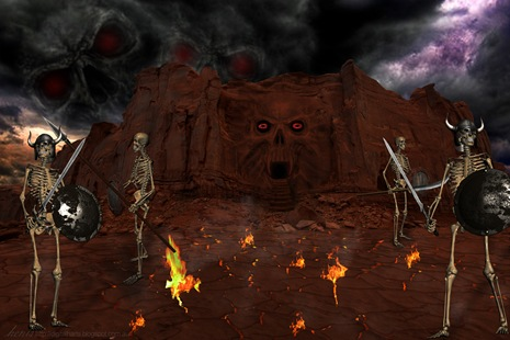 hells sentries