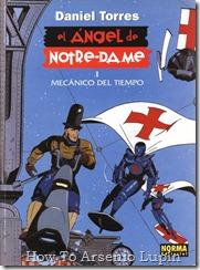 P00003 - Daniel Torres - El Angel de Notre-Dame I.howtoarsenio.blogspot.com