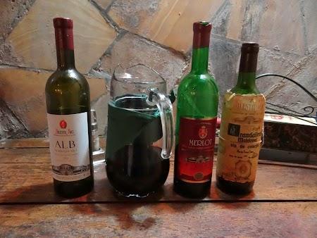 Basarabia - Drumul Vinului: Vinuri Milestii Mici