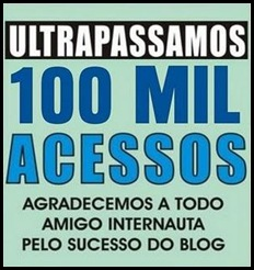 CAIC 100 mil acessos