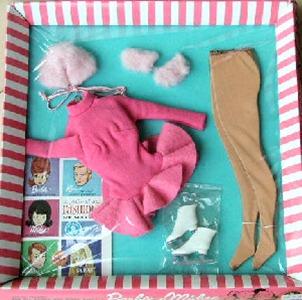 Vintage Barbie Skater's Waltz #1629 (1965-1966)