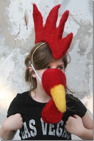 mascara con creta y pico de gallo (3)