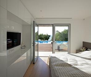 Moderna casa en Croacia de Dva arhitekta