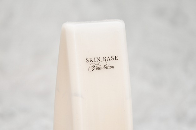 illamasqua skin base foundation shade 2 review beauty makeup pale foundation