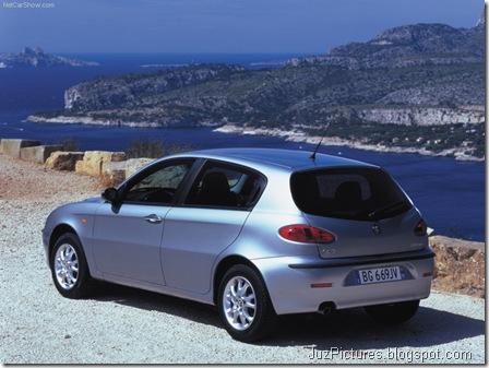 Alfa Romeo 147 JTD 16V 2