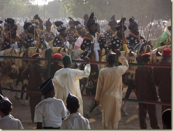 a contingent of the emir's men(1)