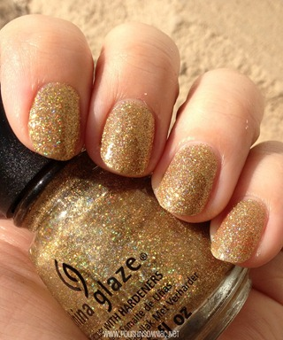 China Glaze Angel Wings 5
