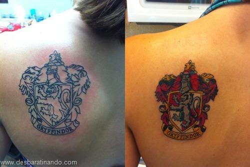 tatuagens harry potter tattoo reliqueas da morte bruxos fan desbaratinando (17)