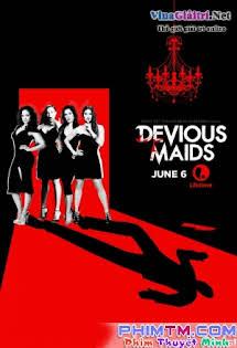 Những Cô Hầu Gái Kiểu Mỹ 4 - Devious Maids Season 4 Tập 9 10 Cuối