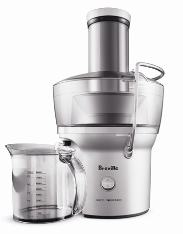 Breville BJE200XL Fountain 700 Watt Juice Extractor