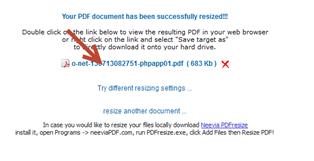 ลดขนาดเอกสาร pdf