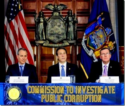 Commission to Investigate Public Corruption - Cuomo Center