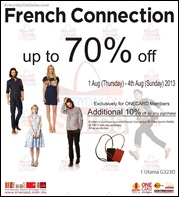 French Connection UK Sale 2013 Discounts Offer Shopping EverydayOnSales