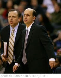 'Jeff Van Gundy' photo (c) 2006, Keith Allison - license: https://creativecommons.org/licenses/by-sa/2.0/