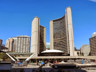 Toronto City Hall 6