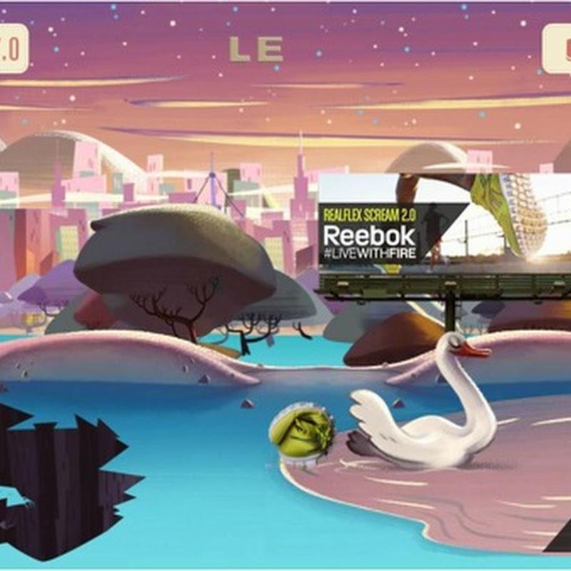 Reebok Realflex lanza una nueva APP online creada por Don