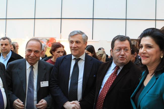 Ο Αλιβιζάτος στις Βρυξέλες για την ελληνική γαστρονομία