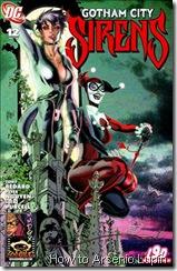 P00012 - Gotham City Sirens #12