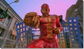 The Big Guy as Turboman himself