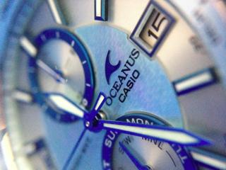 CASIO OCEANUS を貰って嬉しかったので開封の儀