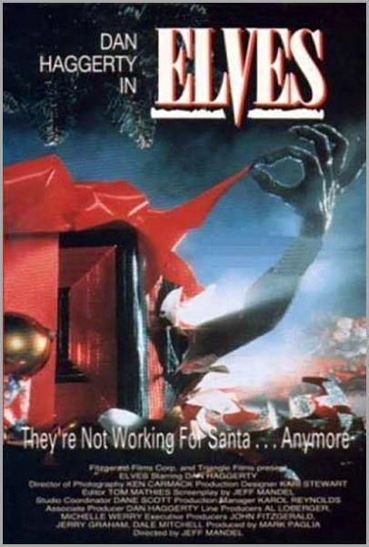 Elves 1989 Poster
