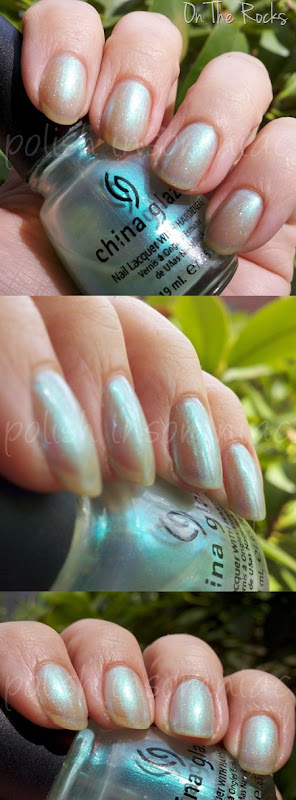 China Glaze On The Rocks - Throwback Thursday