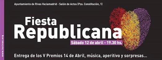 Fiesta Republicana 2014 en Rivas