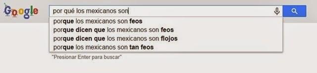 Por qué los mexicanos son feos