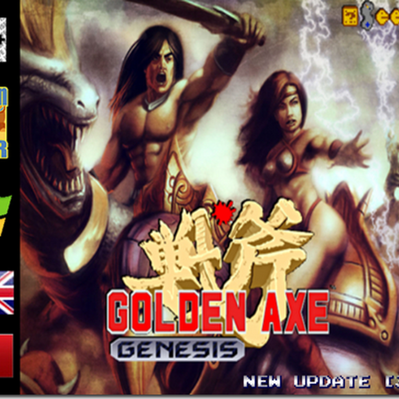 Golden Axe Genesis 3.0