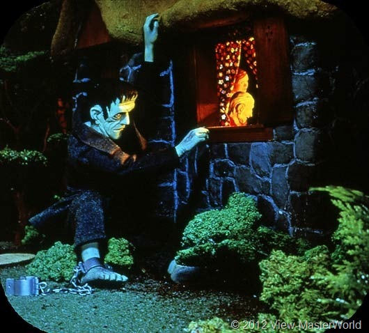 View-Master Frankenstein (B323), Scene B4