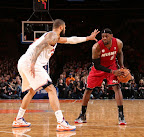 lebron james nba 130301 mia at nyk 35 LeBron Debuts Prism Xs As Miami Heat Win 13th Straight