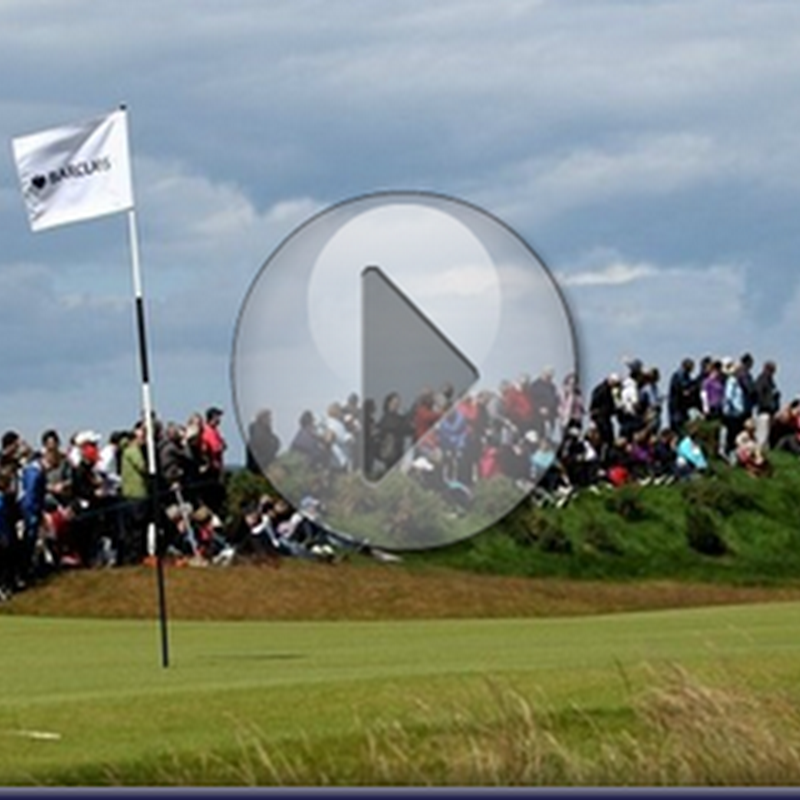 2011 Barclays Scottish Open First Round Highlights – European Tour