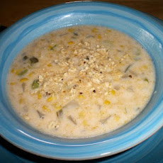 Zippy Corn Chowder