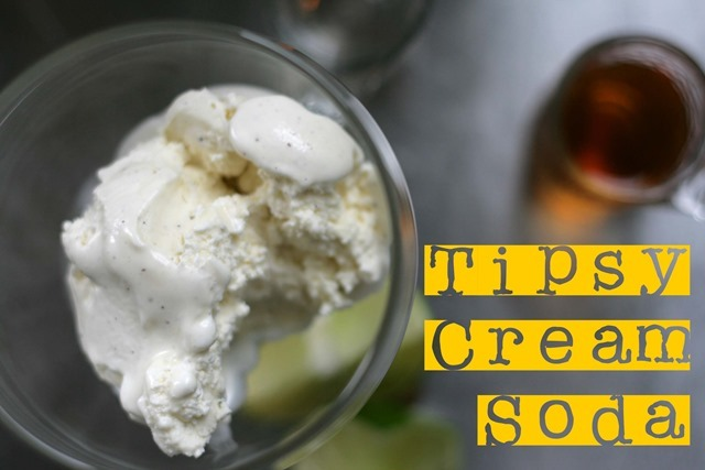 Tipsy Cream Soda