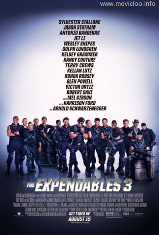 The Expendables 3 (2014) 720p DVDSCR - 999MB - ShAaNiG