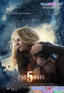Cuộc Tấn Công Thứ 5 - The 5th Wave Tập HD 1080p Full