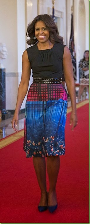 michelle_First_lady_Michelle_Obama