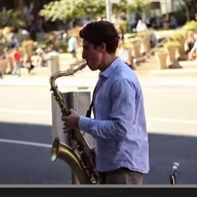 Σαξοφωνίστας