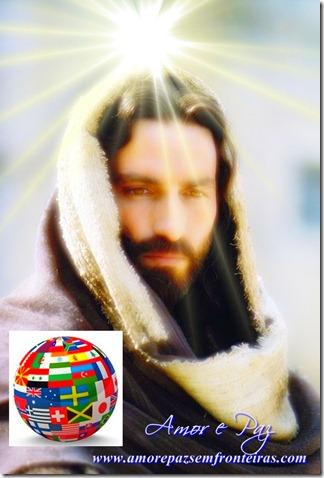 Cartas de Cristo em 7 idiomas